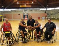 Basket in carrozzina, Serie B 2018/19: la Lupiae Team Salento nella mani di Andrea Calò