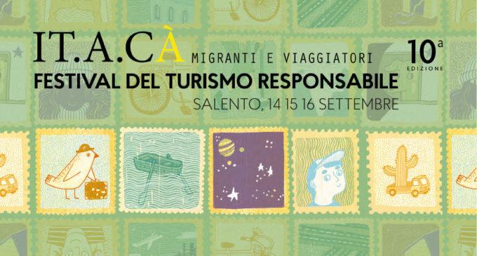 Al via il Festival IT.A.CÀ Migranti e viaggiatori – Festival del turismo responsabile