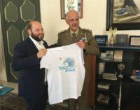 La Provincia premia l'eccellenza salentina: cerimonia con il Sottocapo di Stato Maggiore della Difesa, Generale di Corpo d'Armata De Leverano