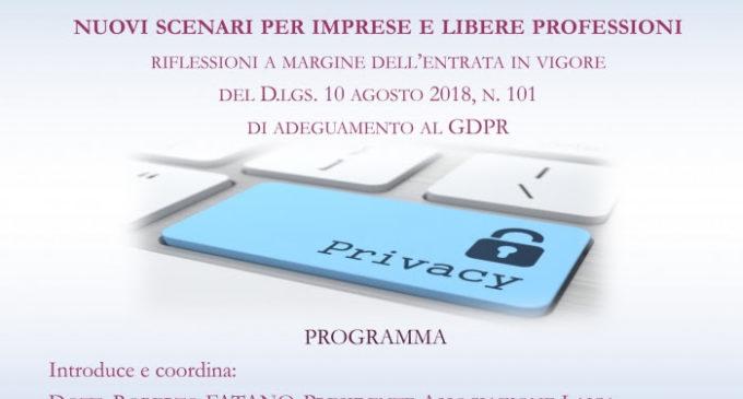 Il ruolo del Data Protection Officer domani al centro del convegno di Formigo e Laica