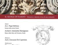 Il Sedile di Nardò, memoria e identità civica di una comunità: oggi l'incontro-dibattito