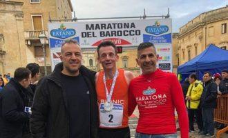 Massimo Leonardi trionfa alla Maratona del Barocco