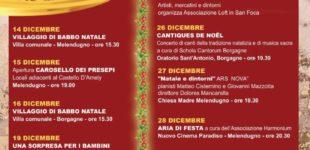 Natale in Festa: ecco la rassegna di eventi ideata dal Comune di Melendugno per le festività