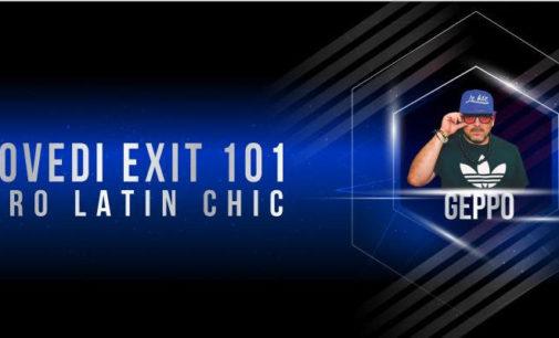 Afro Latin Chic con Geppo dj all'Exit 101 Cafè
