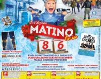 """Via alla seconda edizione di """"Matino On Ice"""" con il live de Gli Avvocati Divorzisti"""